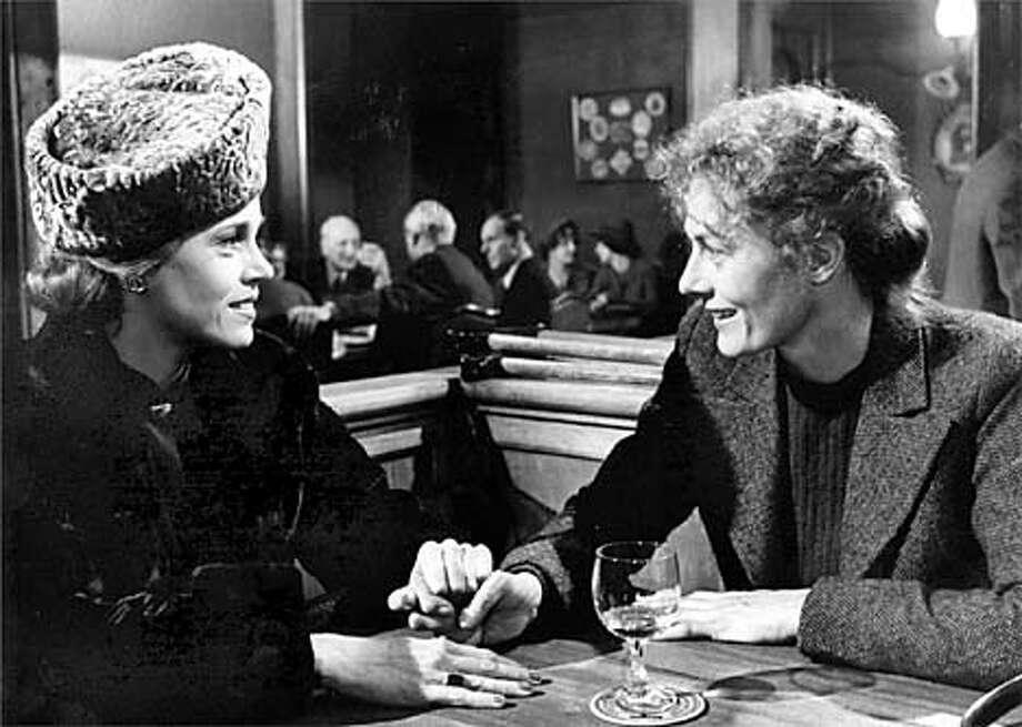 "Vanessa Redgrave in ""Julia."" Handout Photo"