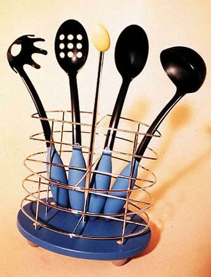 Gravesu0027 Utensil Holder, $24.99, Keeps Kitchen Tools. (Utensils Are Not  Included