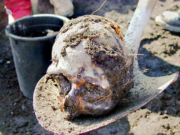 Mystery bones identified as ancient ohlone indian east for Ancient indian cuisine
