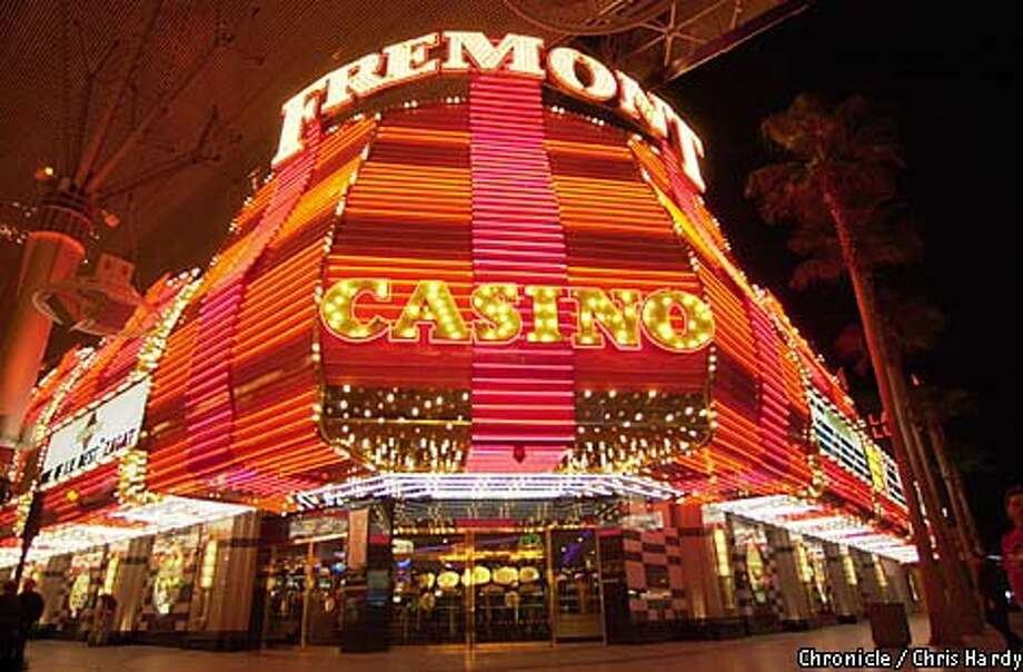 Fremont Street Casinos Are Still A Mecca For Authentic Gamblers Chronicle Photo By Chris Hardy