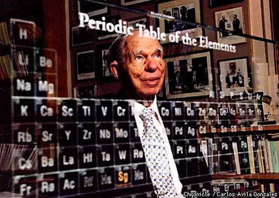 Crusading Scientist Glenn Seaborg Dies Nobel Laureate Fought For