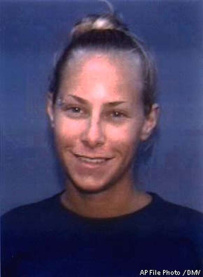Tracey Natalie Biletnikoff, 20, seen in undated drivers license handout photo, daughter of former Oakland Raiders wide receiver Fred Bilentnikoff, was found strangled to death Tuesday, Feb. 16, 1999 on the campus of Canada College in Redwood City, Calif. Tracey Bilentnikoff's boyfriend, Mohammed Haroon Ali, 23, has been arrested for investigation of murder in her death. (AP Photo/ho, Calif., DMV)