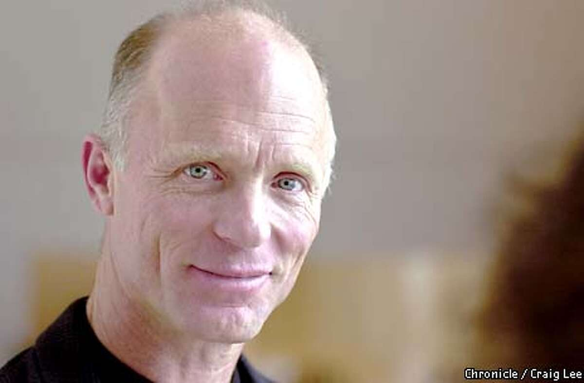 HARRIS18-C-17JAN00-DD-CL Actor/Director Ed Harris, who directed his first film, Pollock, about the life of artist Jackson Pollock. Photo by Craig Lee/San Francisco Chronicle