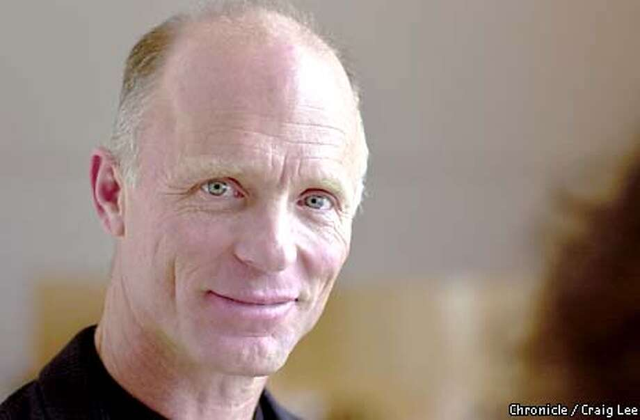 HARRIS18-C-17JAN00-DD-CL  Actor/Director Ed Harris, who directed his first film, Pollock, about the life of artist Jackson Pollock. Photo by Craig Lee/San Francisco Chronicle Photo: CRAIG LEE