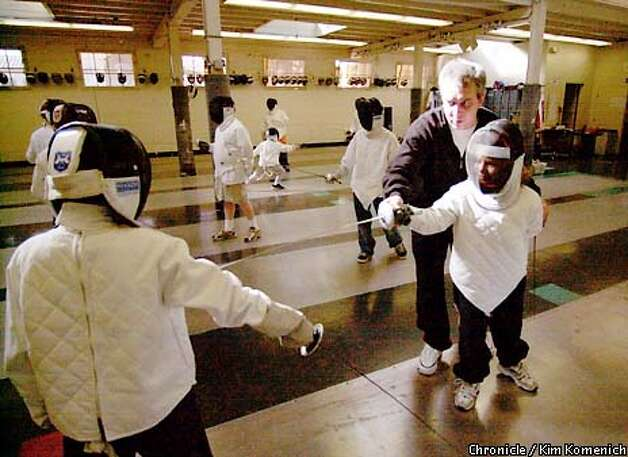 Skewering The Myths About Fencing Clubs Help Sport S
