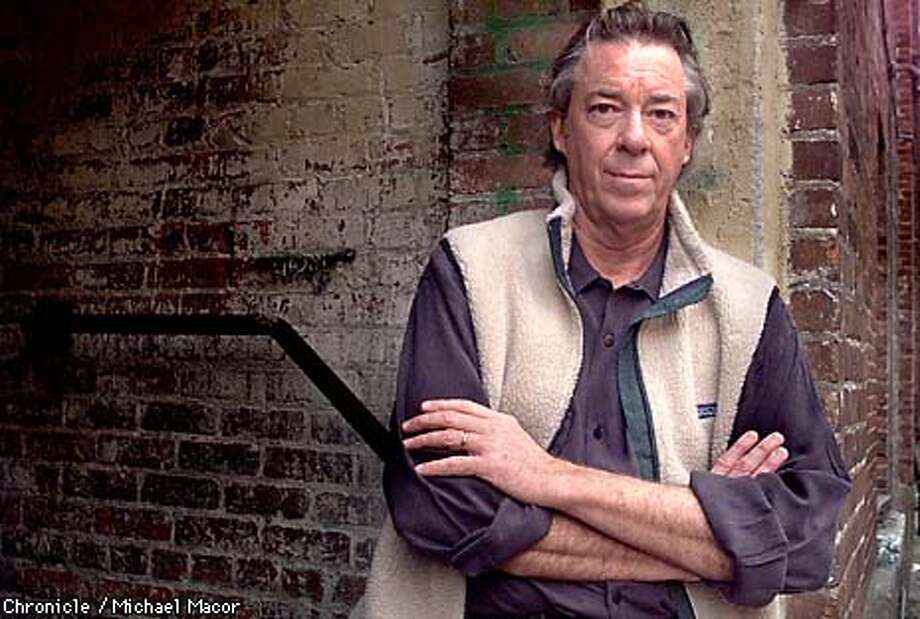"""Rocker Boz Scaggs gives his first newspaper interview since his son Oscar died of a heroin overdose. Scaggs behind his nightclub """"Slims"""" in San Francisco. by Michael Macor/The Chronicle Photo: MICHAEL MACOR"""