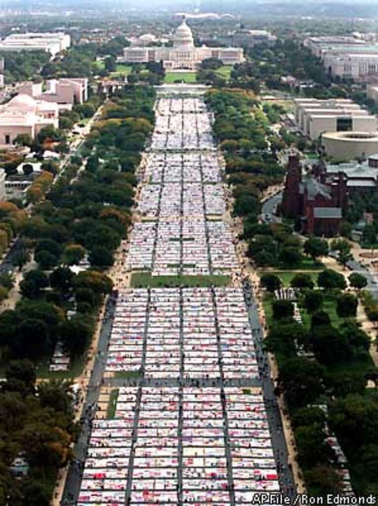 AIDS Quilt To Be Stored In Atlanta / AIDS Quilt Moving East ... : memorial quilt aids - Adamdwight.com