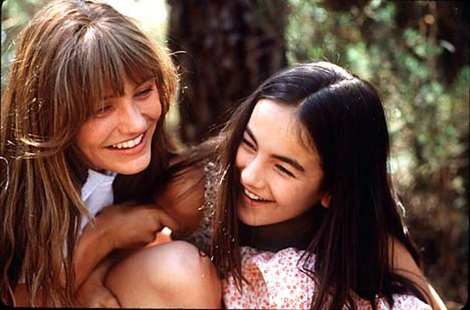"Cameron Diaz (left) and Camilla Belle in  ""Invisible Circus,"" about a woman tracing what led her sister to suicide. Publicity photo"
