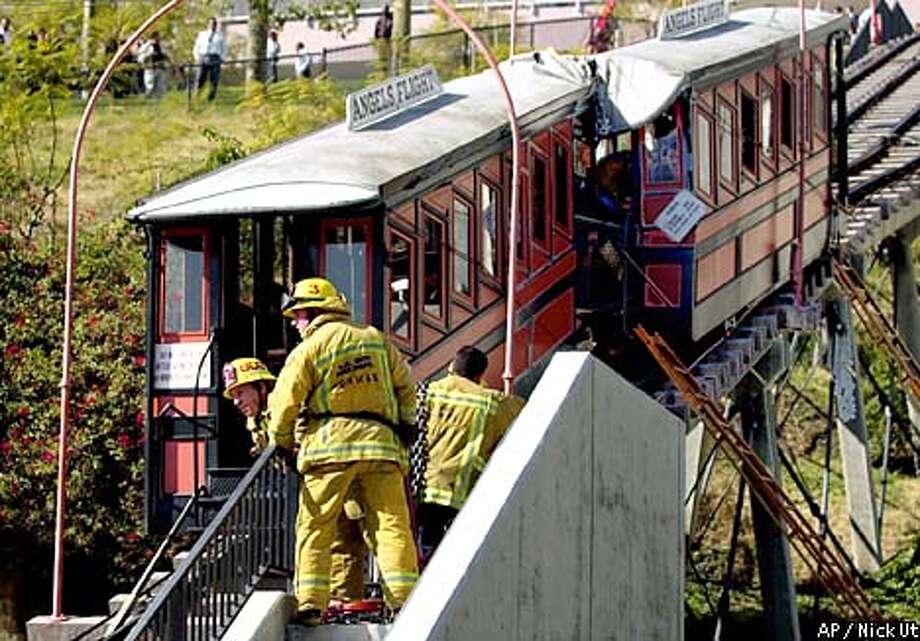 Car Crash Los Angeles: Fatal Train Crash In L.A.