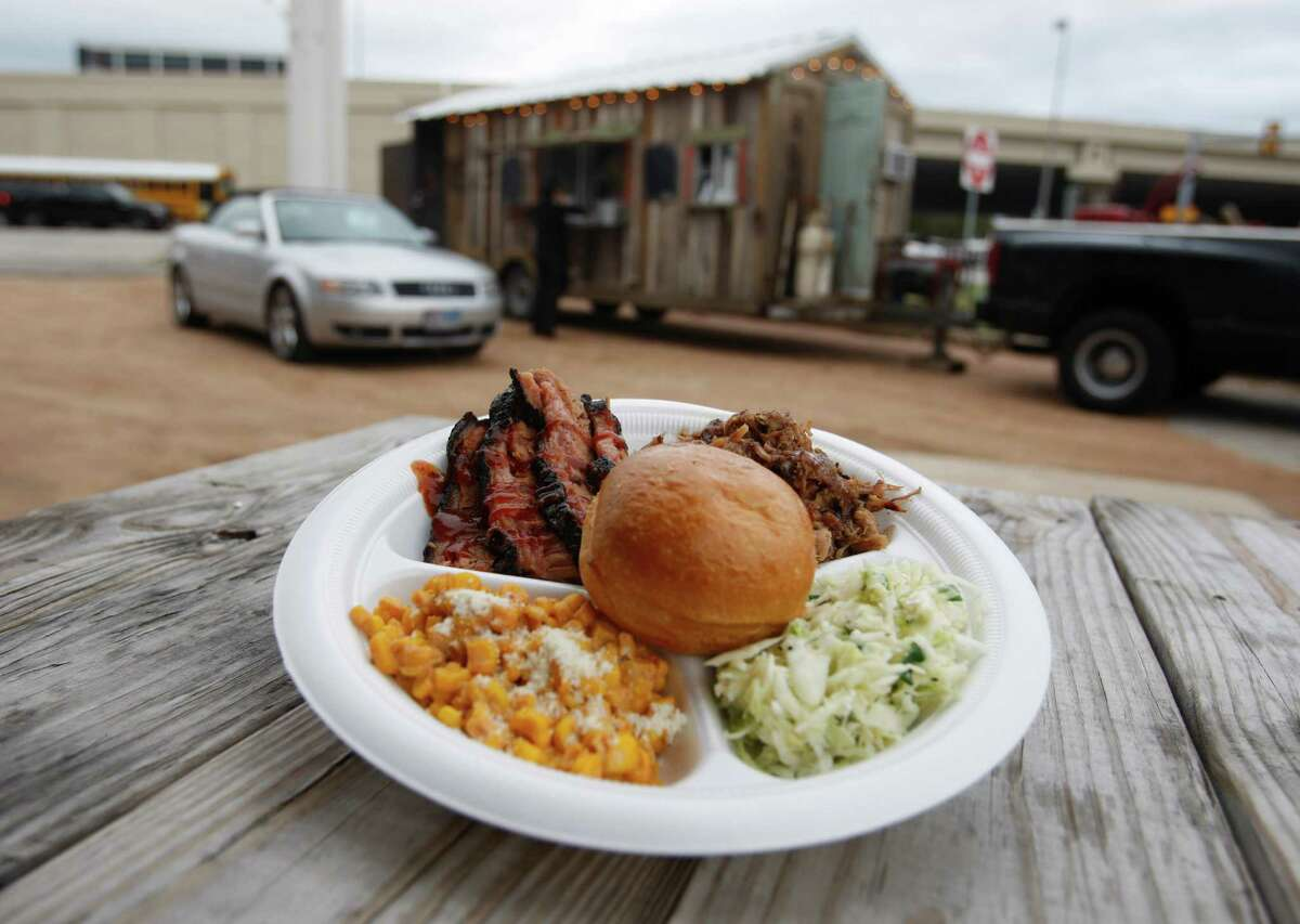 If you want to start a fight in Texas, just mention football, religion or barbecue. So, we put a vote to it and readers declared the Smoke Shack barbecue the best in San Antonio. It's almost impossible to make a bad choice at this food truck, usually located at 2347 Nacogdoches Road. Their storefront location at 3714 Broadway, is excellent.