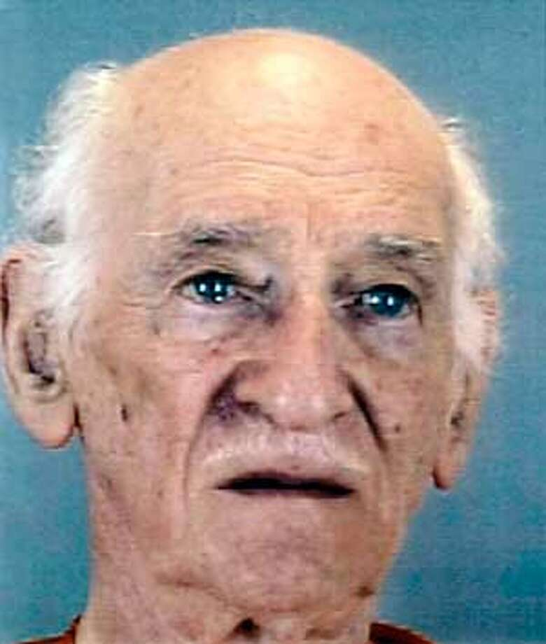 Redwood city's oldest murderer Sherman Leonard Nathan who is 83 ( copy photo ) Photo: Kurt Rogers