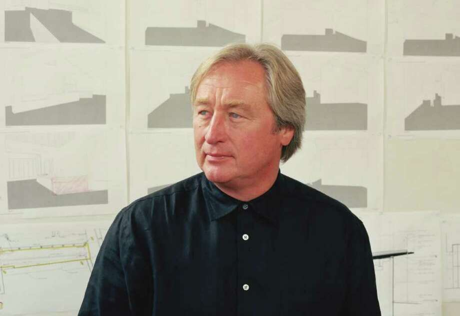 Architect Steven Holl of Steven Holl Architects, an award-winning firm based in New York City and Beijing, has been selected to design a long-awaited expansion to the Museum of Fine Arts, Houston campus. Photo: Mark Heitoff