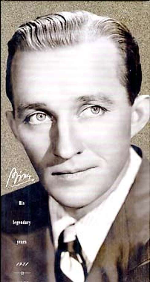 Bing Crosby: A Pocketful of Dreams: The Early Years, 1903-1940 Photo: BING21BX-C-11JAN01-PK-HO