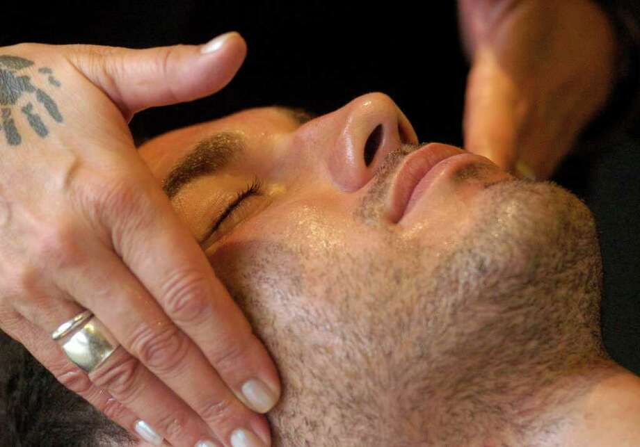 Get a massage. You deserve it. Photo: Photo By Robin Jerstad/Special To The Express-News