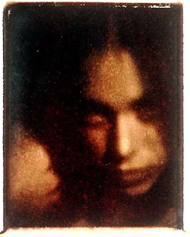 "CONNIE M. BEGG  ""DECEPTION#2"" Photo: PNBEGG3-C-12JAN01-PF-HO"