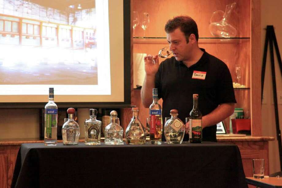 A class on spirits and cocktails offered by the Tipsy Texan, David Allen. www.tipsytech.net Photo: Courtesy Photo
