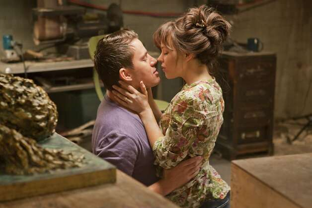 "Rachel McAdams and Channing Tatum in ""The Vow."" Photo: Kerry Hayes, Sony Pictures"