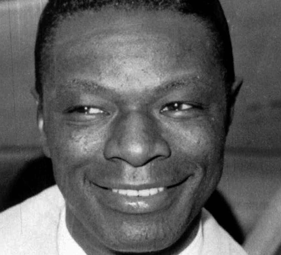 """Popular singer Nat """"King"""" Cole died in 1965 at the age of 47. Photo: Associated Press / AP"""