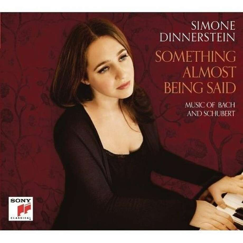 "CD cover for Simone Dinnerstein's ""Something Almost Being Said."" Photo: Sony Classical"