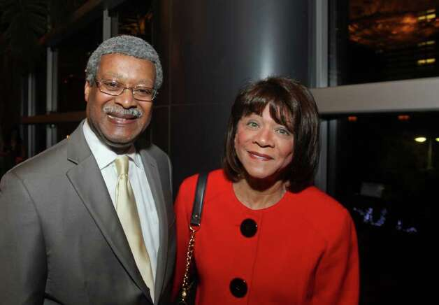 (For the Chronicle/Gary Fountain, January 27, 2012)  Bill and Beverly Harmon. Photo: Gary Fountain / Copyright 2012 Gary Fountain