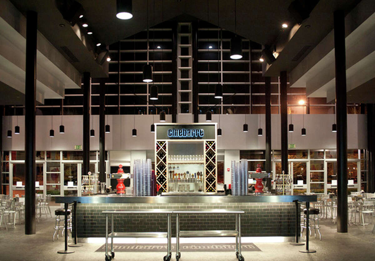 Cinebarre (Mountlake Terrace): The 21-plus movie theater north of Seattle is showing the big game on the big screen. Admission is free, so you'll have more cash for beer, cocktails, snacks and food.