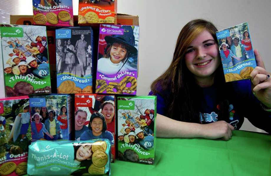 san antonio girl scout s video may persuade you to order