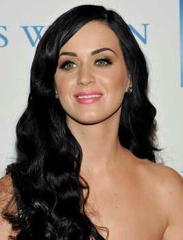 16:  Singer Katy Perry