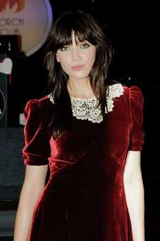 15:  British model Daisy Lowe / AP2011