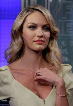 10:  Victoria's Secret model Candice Swanepoel
