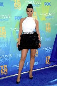 8:  Kim Kardashian / R-Steinberg
