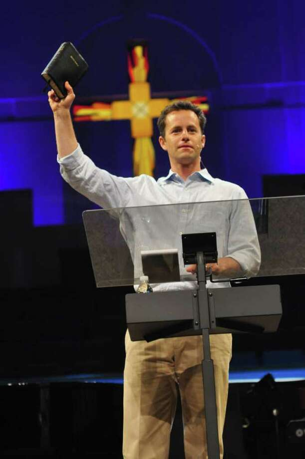 Kirk Cameron will be in Houston Feb. 11, 2012, for the marriage seminar, Love Worth Fighting For. Photo: Lynn Freeny