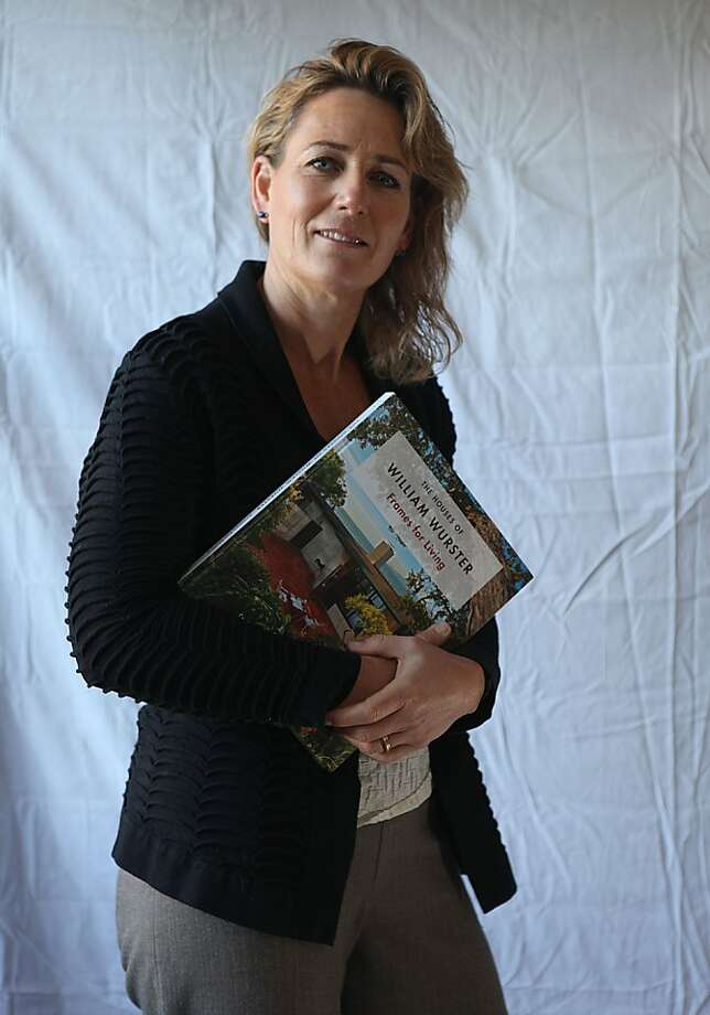 Caitlin Lempres Brostrom at home in Berkeley, Calif., on Tuesday, January 17, 2012. Photo: Liz Hafalia, The Chronicle