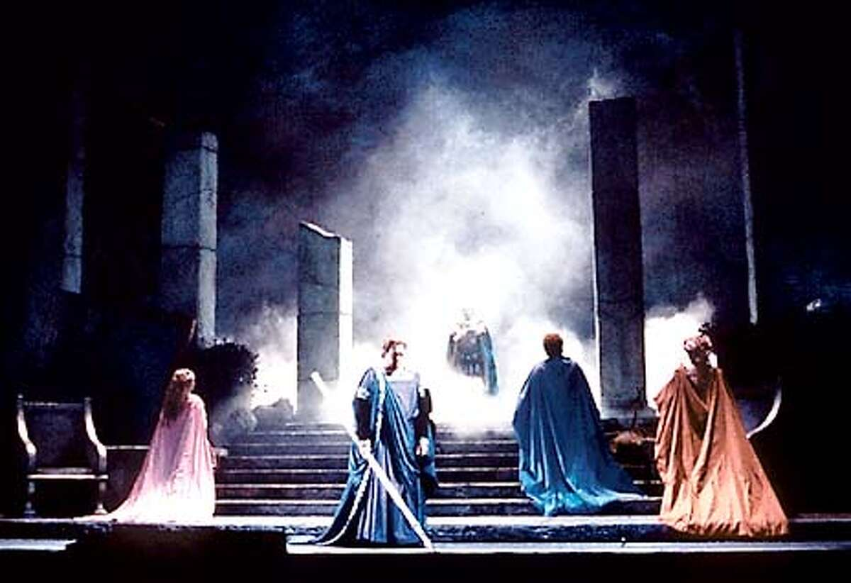 San Francisco Opera, 1999 The Ring.