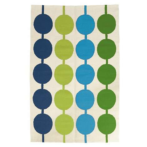 Jonathan Adler s Lollipop rug ($695). Photo: Jonathan Adler