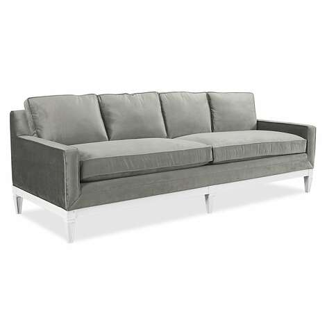 Templeton Apartment sofa by Jonathan Adler. Photo: Jonathan Adler
