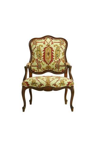 Chantel chair from Ethan Allen. Photo: Ethan Allen