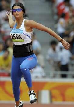 63. Leryn Franco, Olympic javelin thrower