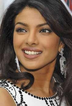 69. Actress Priyanka Chopra
