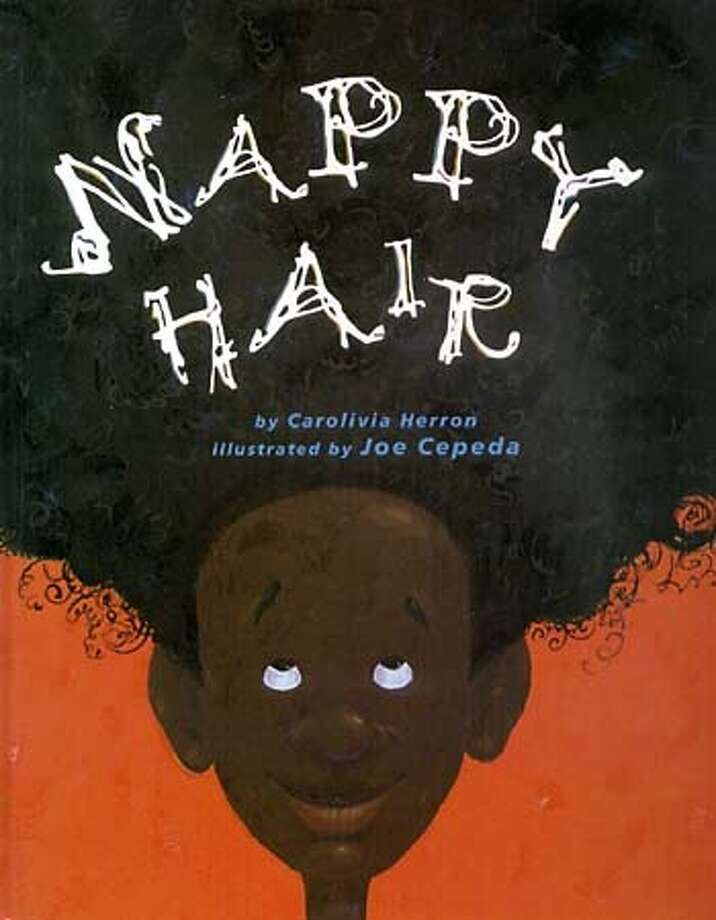 a report on the book nappy hair by carolivia herron Buy nappy hair by carolivia herron, joe cepada from waterstones today click and collect from your local waterstones or get free uk delivery on orders over £20.