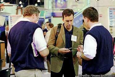 Comdex Wheeler Dealer Around The Clock Marin Software Exec Thrives On Trade Show Energy