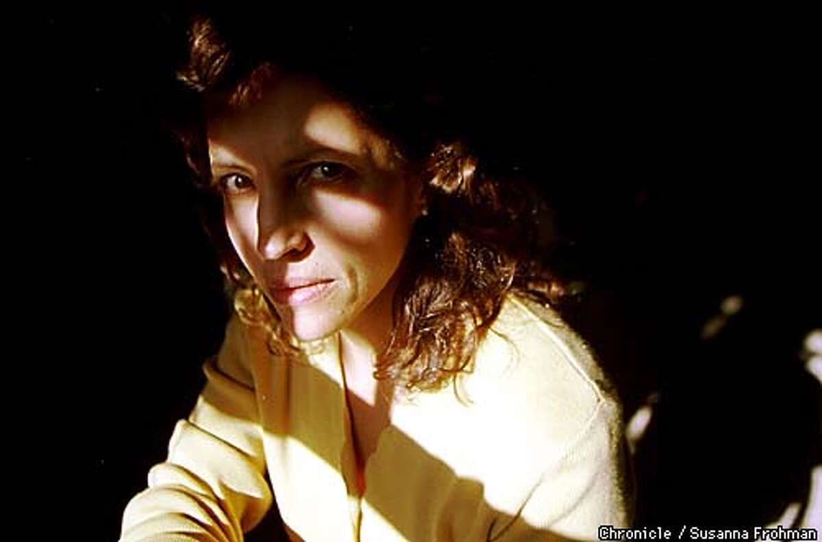 LAYTON01/B/20OCT98/MN/SLF ---Deborah Layton is a survivor of Jonestown. Her book