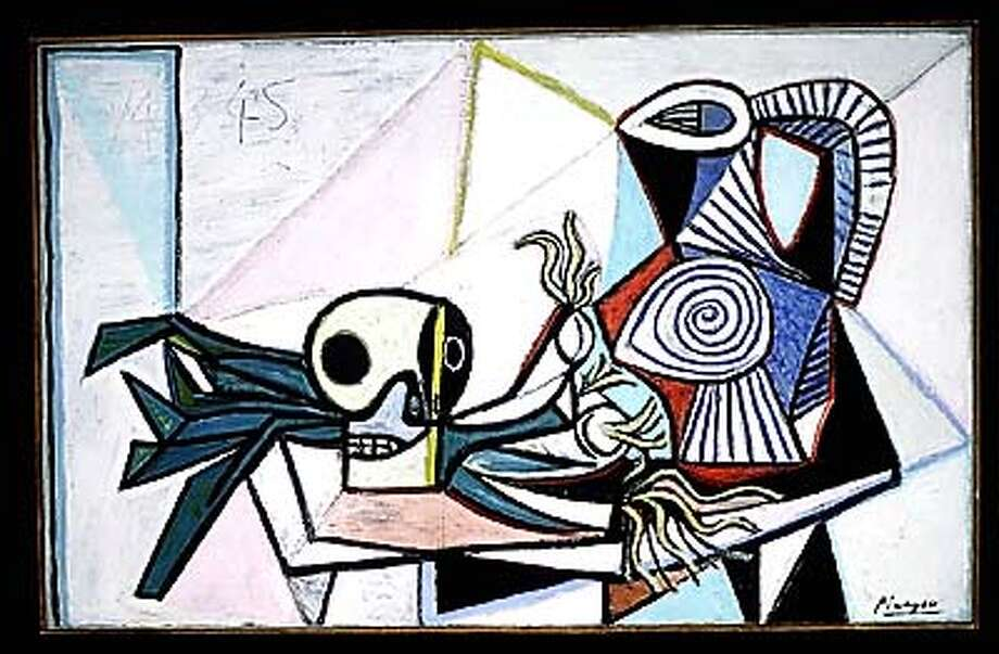 Image result for Picasso and the war years