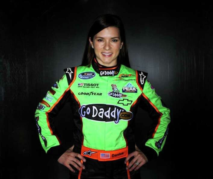 Danica Patrick: She not only drives a GoDaddy-sponsored NASC
