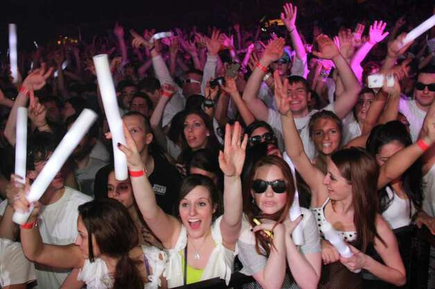 Were You Seen at the Winter White Tour Featuring David Guetta at the Washington Avenue Armory on Thursday, February 2, 2012? Photo: Brian Tromans