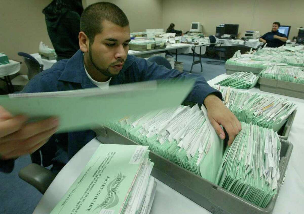 Texas and other states have made it easier for military personnel serving abroad to obtain absentee ballots in a timely manner.
