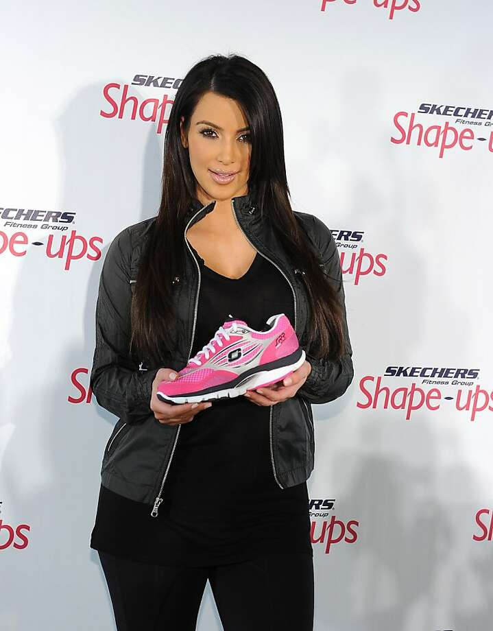 LOS ANGELES, CA - NOVEMBER 22:  Television personality Kim Kardashian attends a press conference announcing the partnership between Kim Kardashian, Kris Jenner and SKECHERS at the Regent Beverly Wilshire Hotel on November 22, 2010 in Los Angeles, California.  (Photo by Michael Buckner/Getty Images) Photo: Michael Buckner, Getty Images