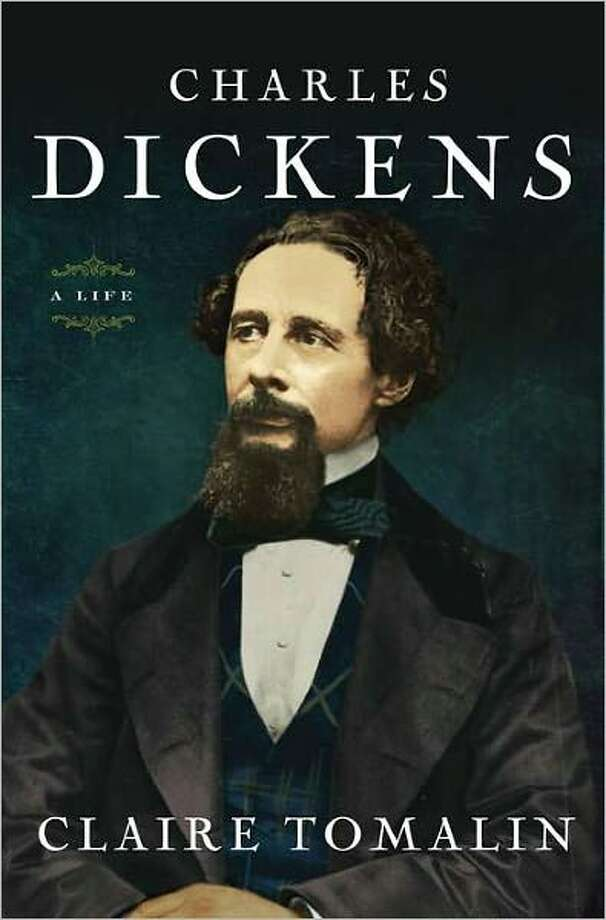 Cover image for Charles Dickens: A Life, by Claire Tomalin Photo: Xx