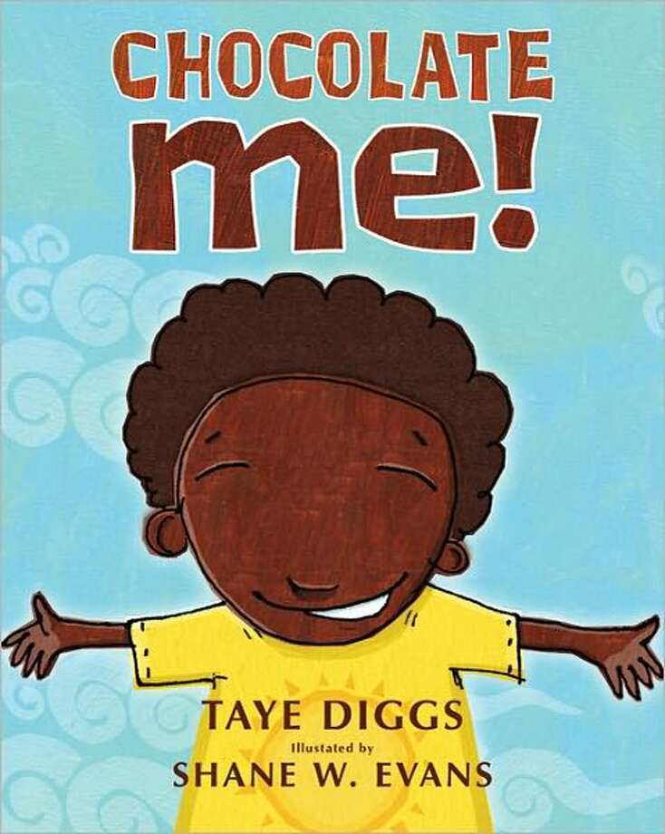 Cover image for Chocolate Me, by Taye Diggs Photo: Xx
