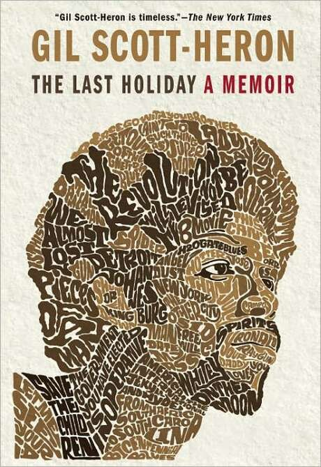 Cover image of The Holiday, by Gil Scott Heron Photo: Xx