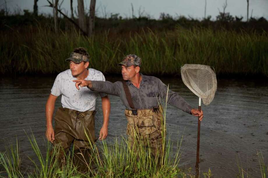 Louisiana Lt. Gov. Jay Dardenne says the shows featuring Louisiana, such as Swamp People, above, are good for the state because they show unique aspects of life not found anywhere else. In addition to History Channel shows, CMT, MTV, A&E and TLC also recently have aired shows set in Louisiana. Photo: Troy Landry / History Channel